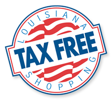 Louisiana Tax Free