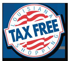 Louisiana Tax Free