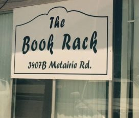 The Book Rack of Metairie