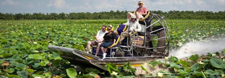 Airboat Tours By Arthur
