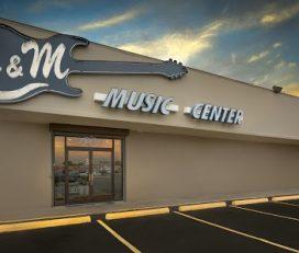 C & M Music Center